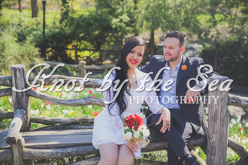 Central Park Wedding Portraits - Carolina & Luis (9)