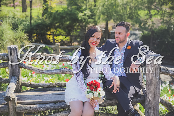Central Park Wedding Portraits - Carolina & Luis (9)