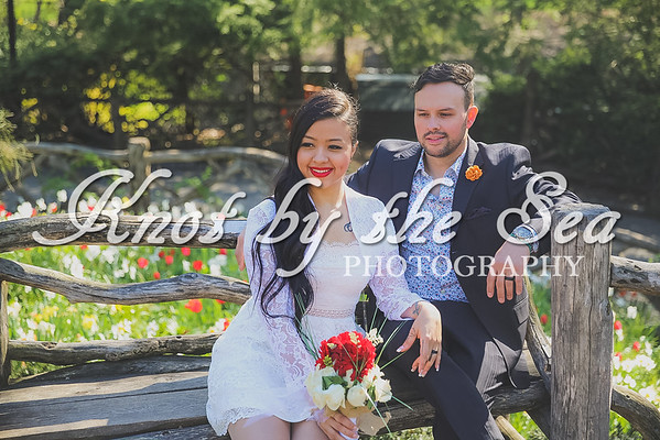 Central Park Wedding Portraits - Carolina & Luis (7)