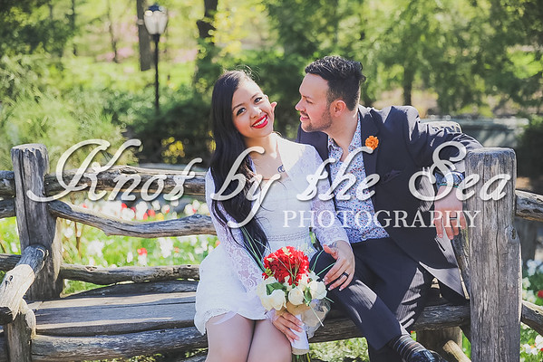 Central Park Wedding Portraits - Carolina & Luis (12)