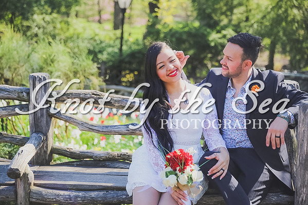 Central Park Wedding Portraits - Carolina & Luis (10)