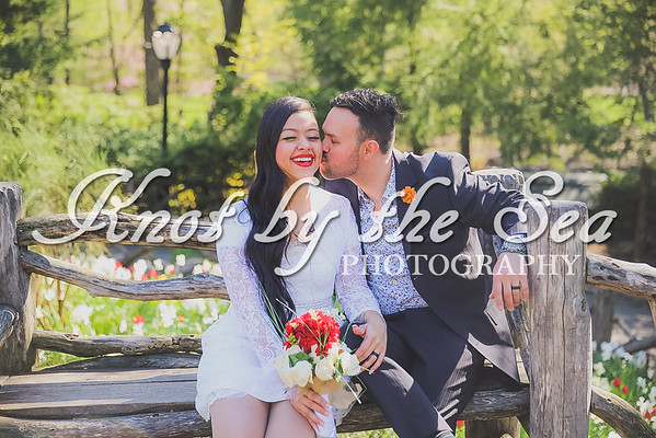 Central Park Wedding Portraits - Carolina & Luis (15)