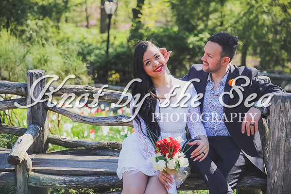 Central Park Wedding Portraits - Carolina & Luis (11)