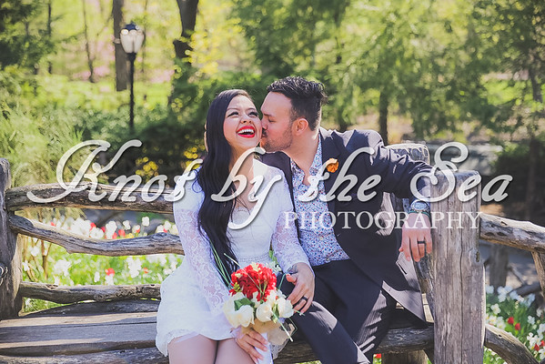 Central Park Wedding Portraits - Carolina & Luis (14)