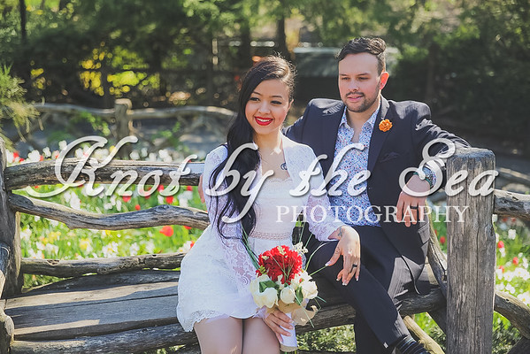 Central Park Wedding Portraits - Carolina & Luis (8)