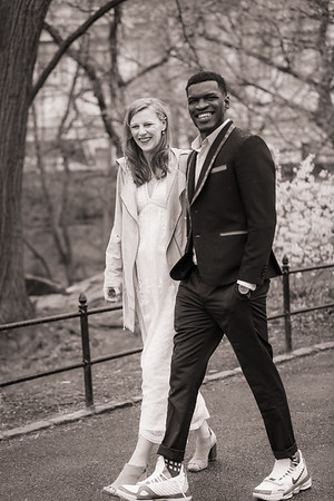 Central Park Elopement - Casey and Ishmael-5
