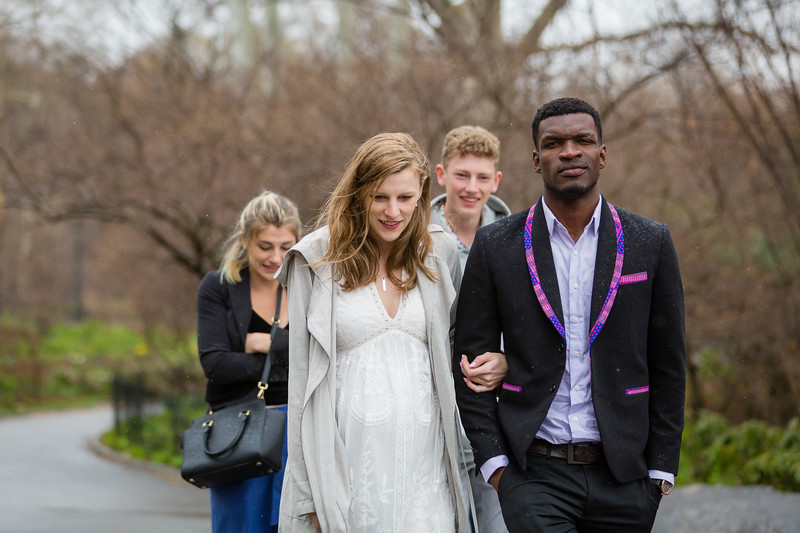 Central Park Elopement - Casey and Ishmael-8