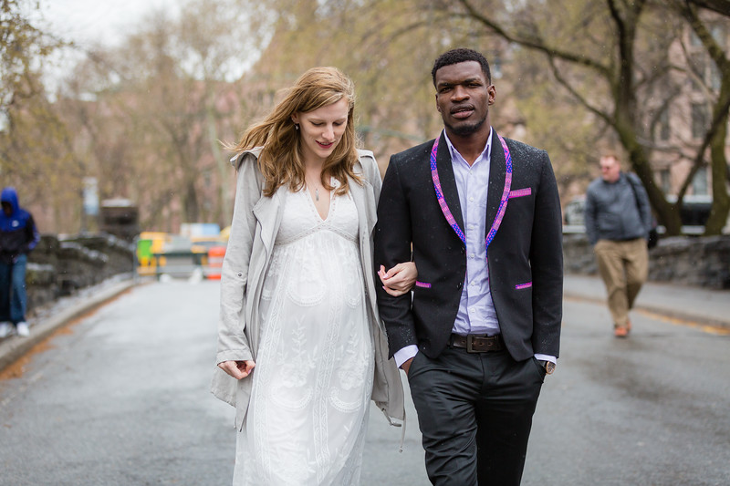 Central Park Elopement - Casey and Ishmael-1