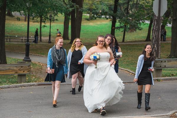 Central Park Wedding - Hannah & Eduardo-21