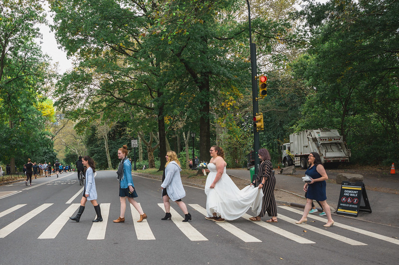 Central Park Wedding - Hannah & Eduardo-22