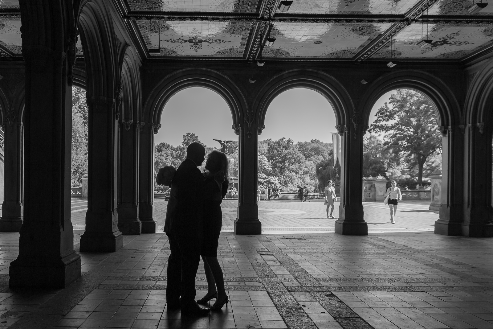 Central Park Elopement - Kyle & Tammy-55