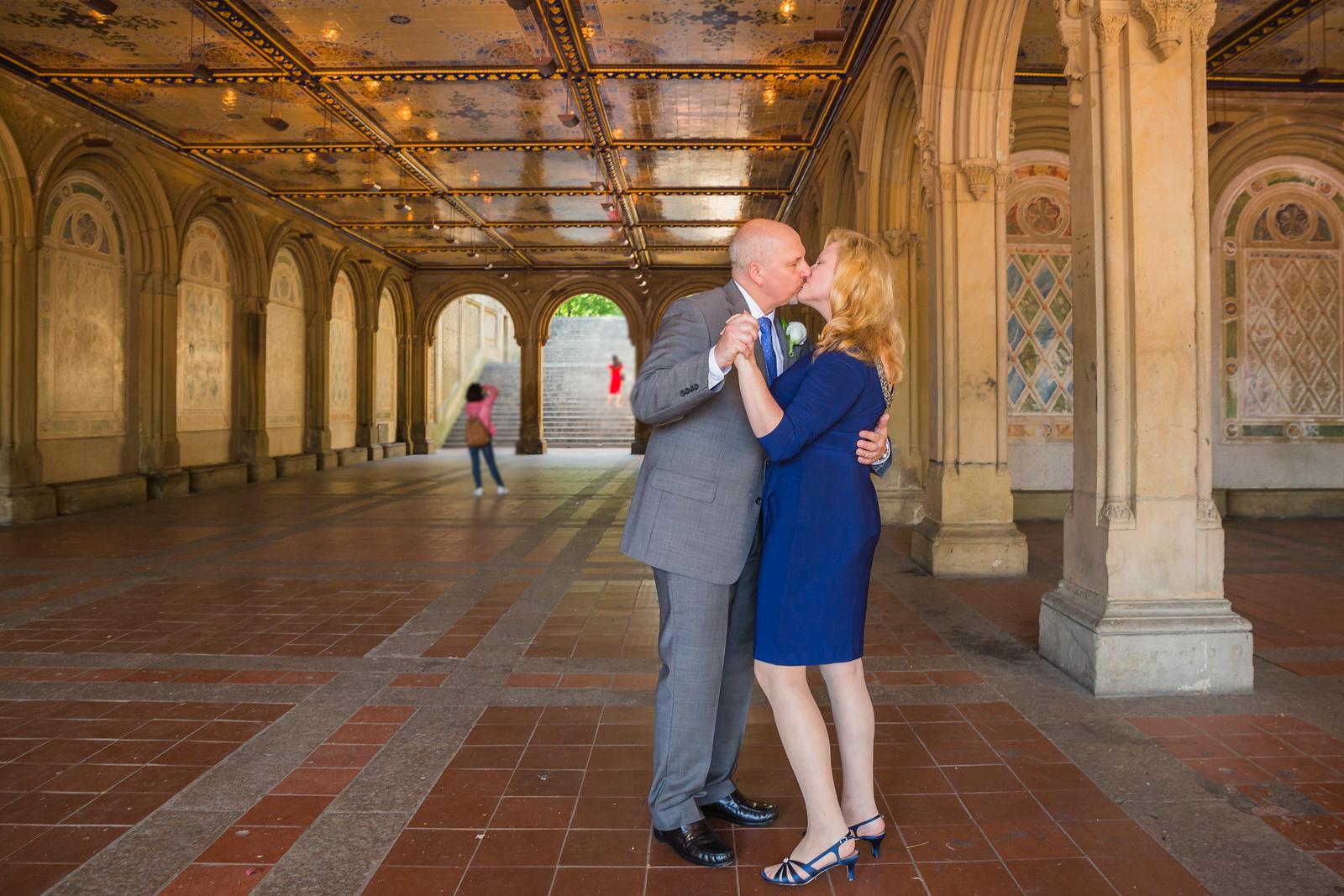 Central Park Elopement - Kyle & Tammy-52