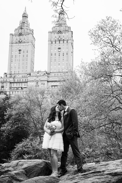 Shawntae & Brady - Central Park Elopement-127