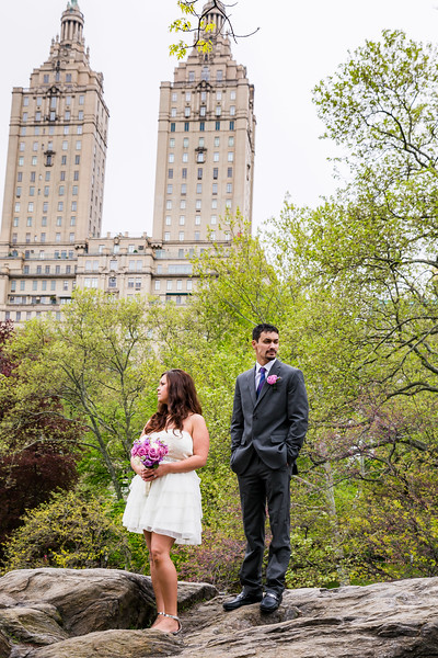 Shawntae & Brady - Central Park Elopement-126