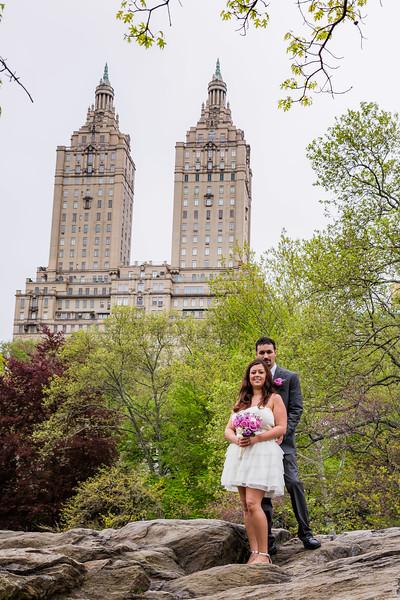 Shawntae & Brady - Central Park Elopement-125