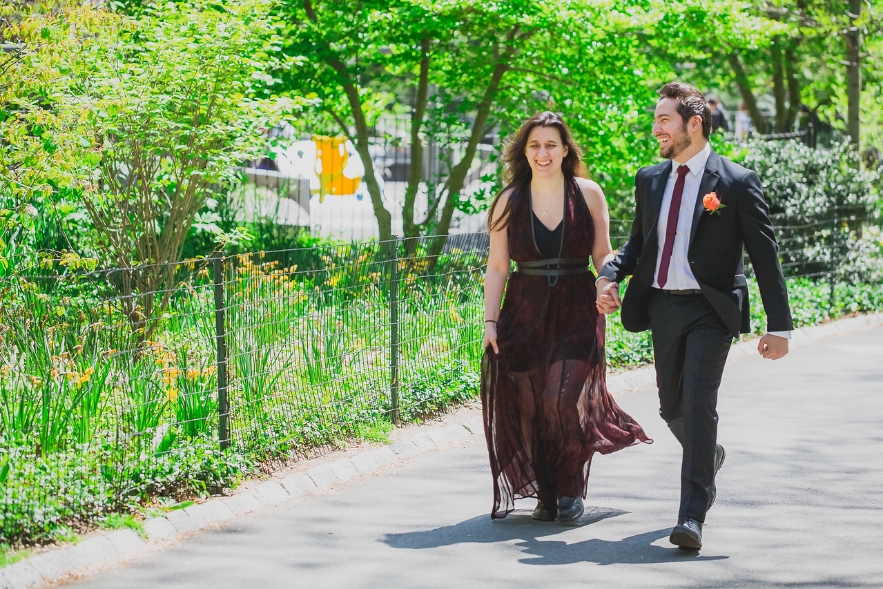Brandy & Steven - Central Park Elopement-84