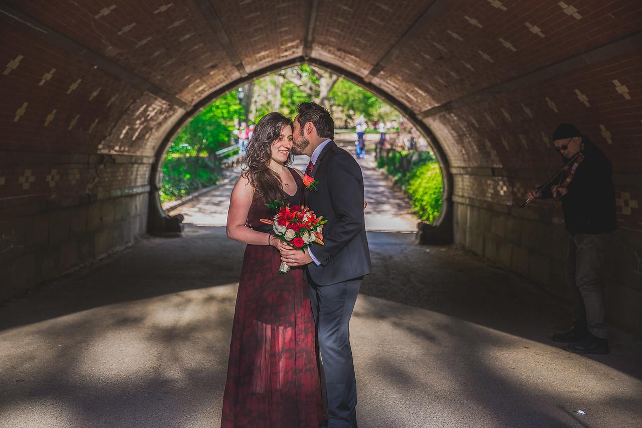 Brandy & Steven - Central Park Elopement-51