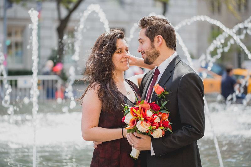 Brandy & Steven - Central Park Elopement-98