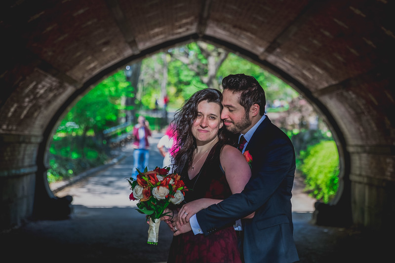 Brandy & Steven - Central Park Elopement-52