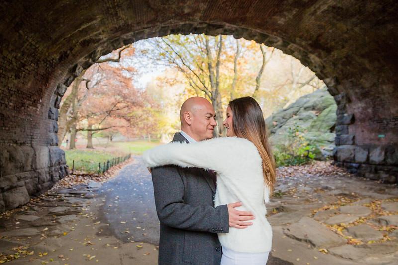Central Park Wedding - Adrian & Maria-102