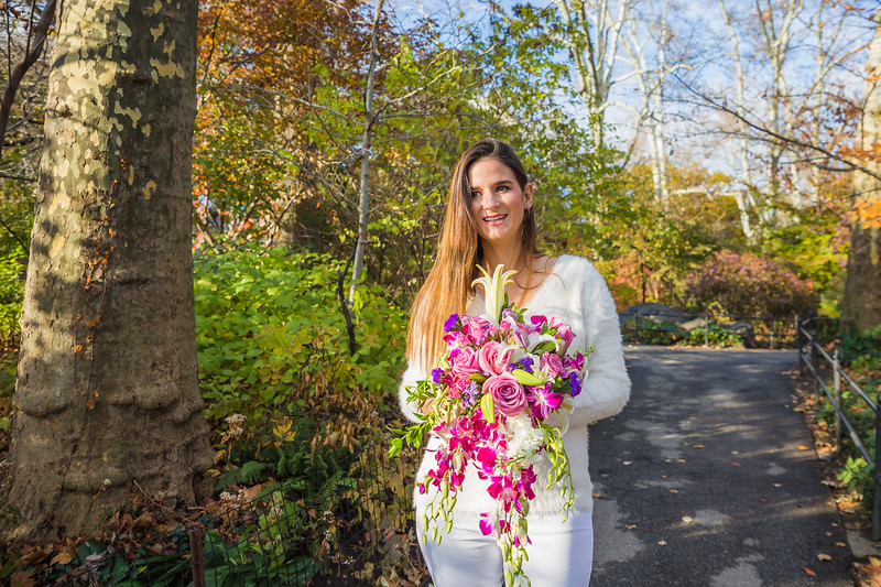 Central Park Wedding - Adrian & Maria-9