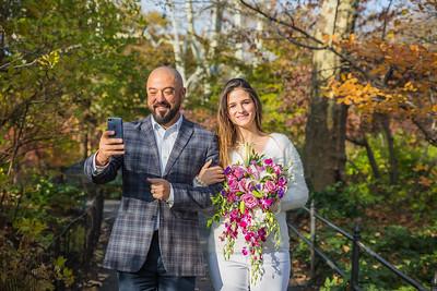 Central Park Wedding - Adrian & Maria-3