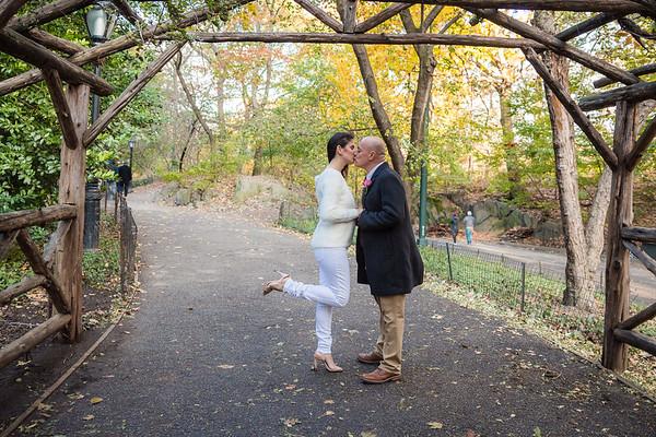 Central Park Wedding - Adrian & Maria-138
