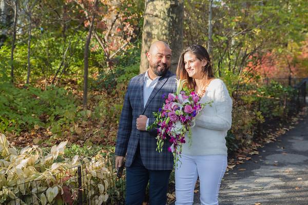 Central Park Wedding - Adrian & Maria-12
