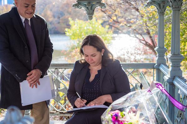 Central Park Wedding - Adrian & Maria-2
