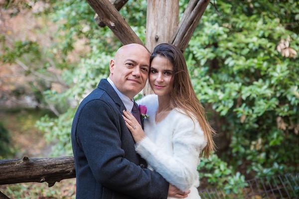 Central Park Wedding - Adrian & Maria-133