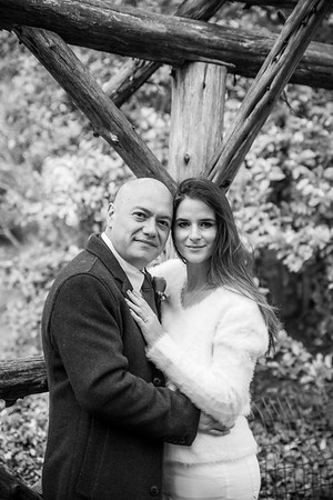 Central Park Wedding - Adrian & Maria-134