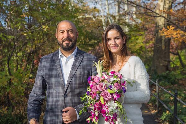 Central Park Wedding - Adrian & Maria-10