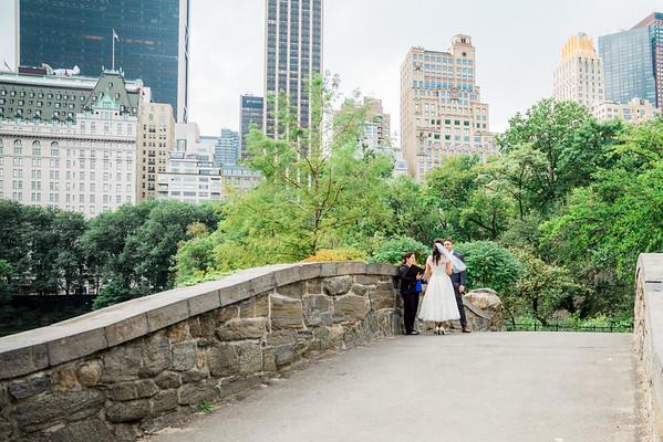 Central Park Wedding - Allison & Cade-18