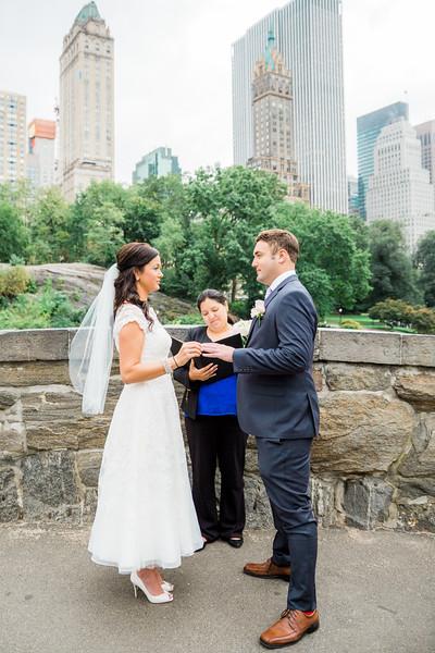 Central Park Wedding - Allison & Cade-21