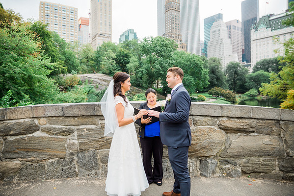 Central Park Wedding - Allison & Cade-19