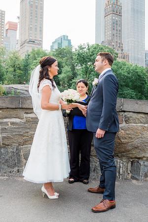 Central Park Wedding - Allison & Cade-13