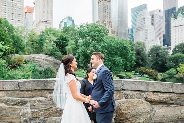 Central Park Wedding - Allison & Cade-24