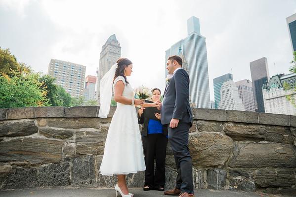 Central Park Wedding - Allison & Cade-16