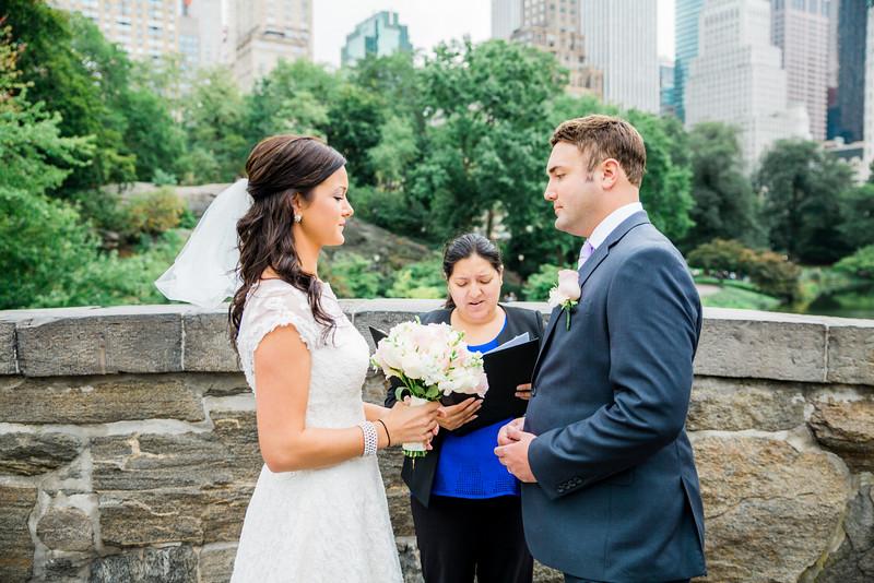 Central Park Wedding - Allison & Cade-22