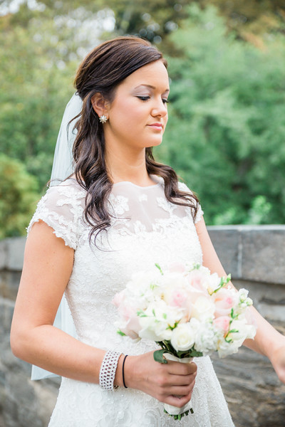 Central Park Wedding - Allison & Cade-9