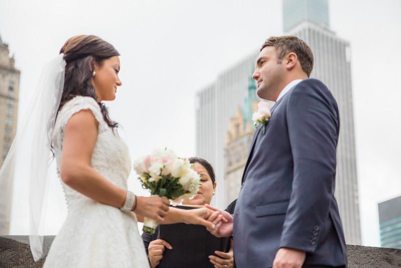 Central Park Wedding - Allison & Cade-3