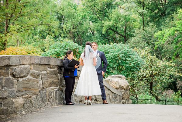 Central Park Wedding - Allison & Cade-17