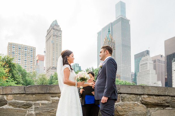 Central Park Wedding - Allison & Cade-15