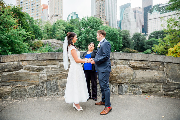 Central Park Wedding - Allison & Cade-23