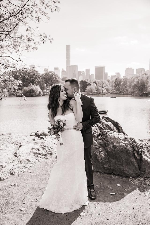 Central Park Wedding - Amiee & Jeff-104