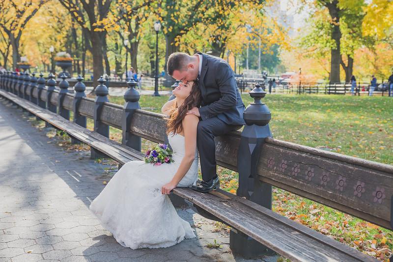 Central Park Wedding - Amiee & Jeff-175