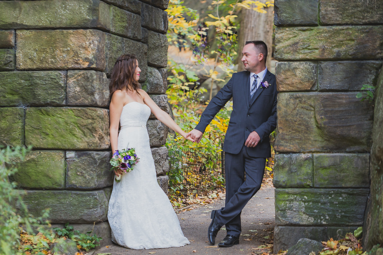 Central Park Wedding - Amiee & Jeff-136
