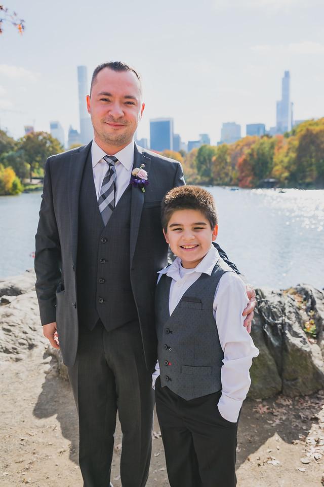 Central Park Wedding - Amiee & Jeff-125