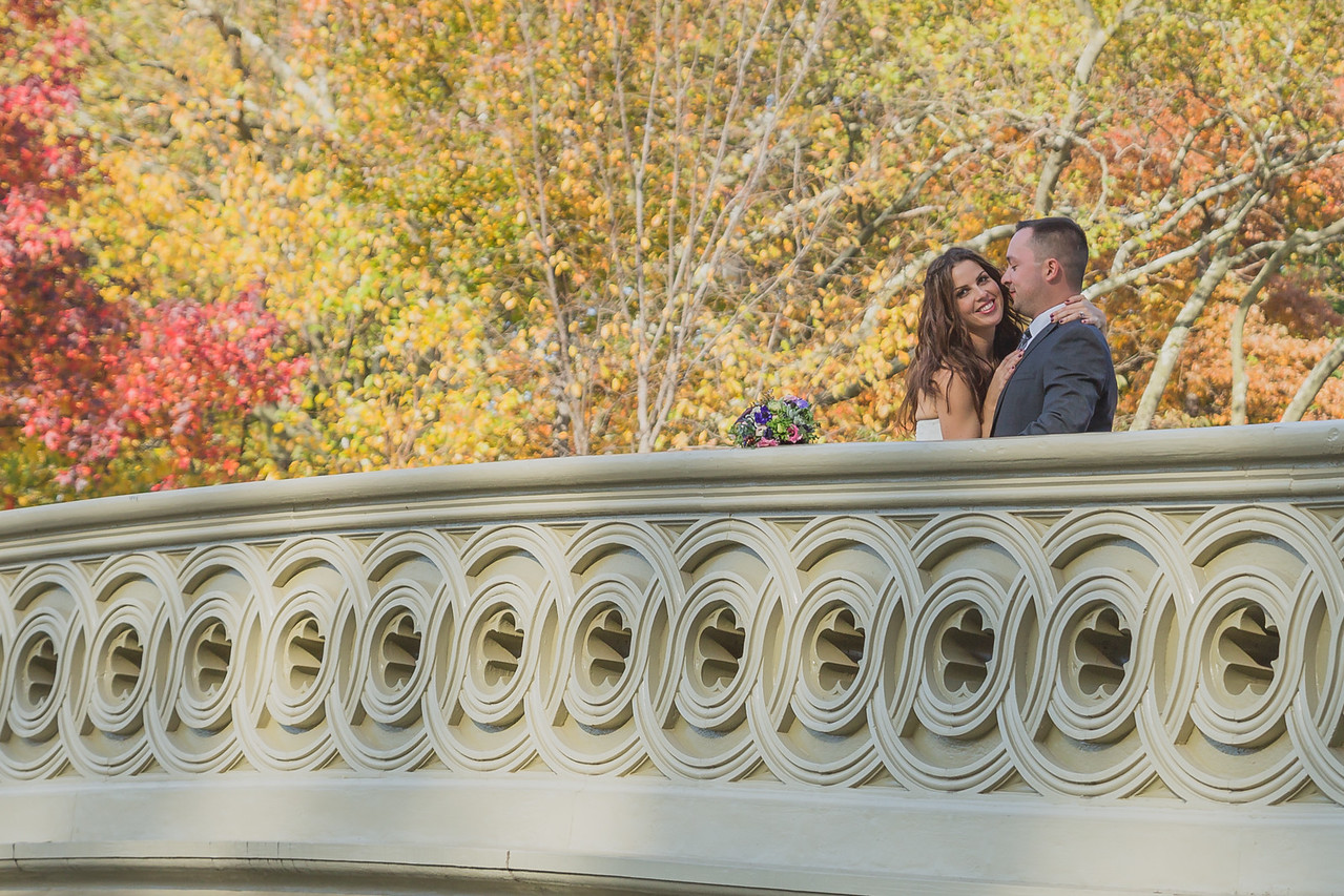 Central Park Wedding - Amiee & Jeff-166
