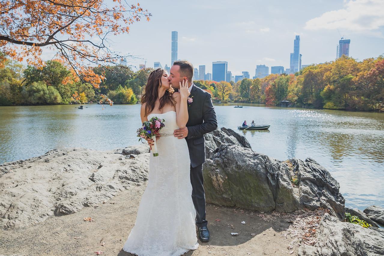 Central Park Wedding - Amiee & Jeff-105
